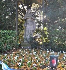 Ansicht Alter Friedhof