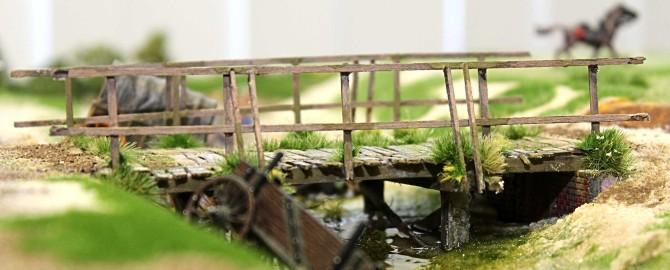 Brücke und Wasser 011