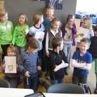 Drittklässler begeistern sich für Plattdeutsch